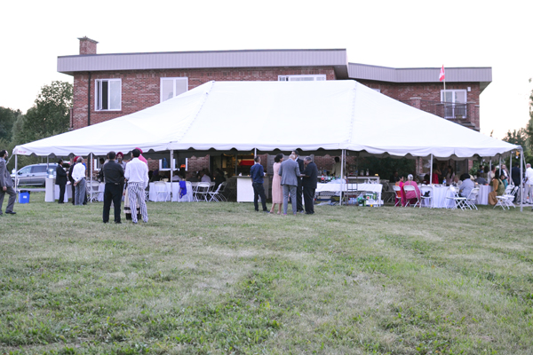 My Wedding Reception Tent