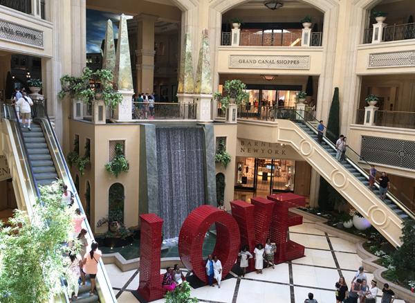 Vegas 2017 Canal Shoppes