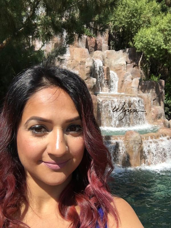 Vegas 2017 Deepa Berar Wynn
