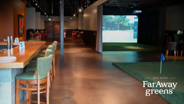 Faraway Greens Indoor Golf
