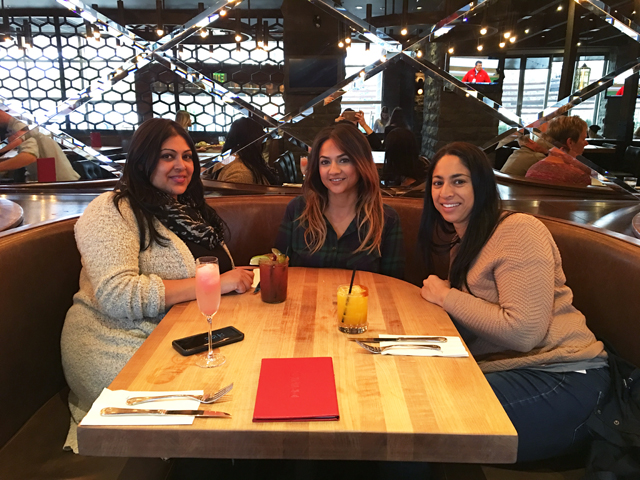 Deepa Berar November 2017 Brunch with Girlfriends