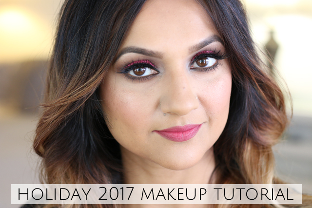 Holiday Makeup 2017