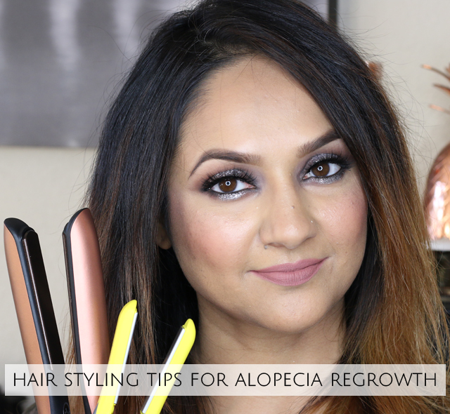 Hair Styling Tips for Alopecia Regrowth