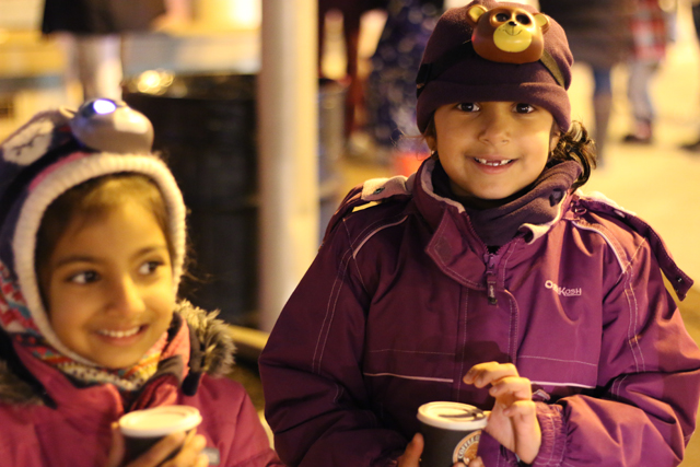 Week 2 Recap Burlington Tree Lighting Kiddies