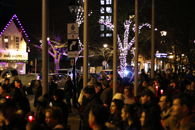 Week 2 Recap Downtown Burlington Ontario Tree Lighting
