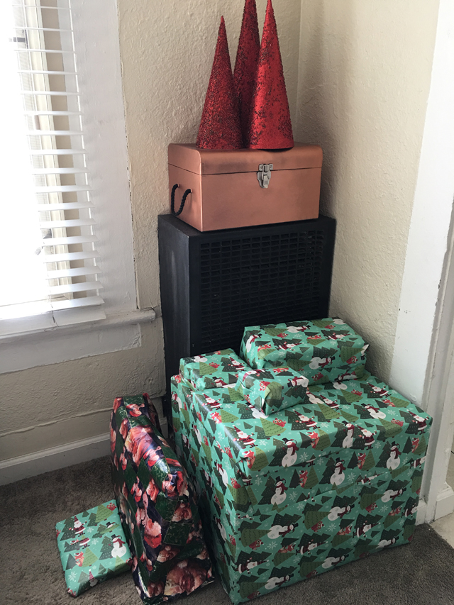 Week 4 Christmas Presents