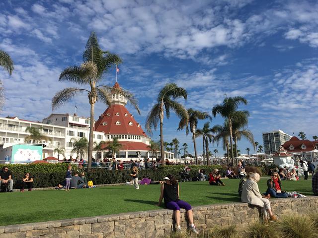 Week 6 Del Hotel Coronado