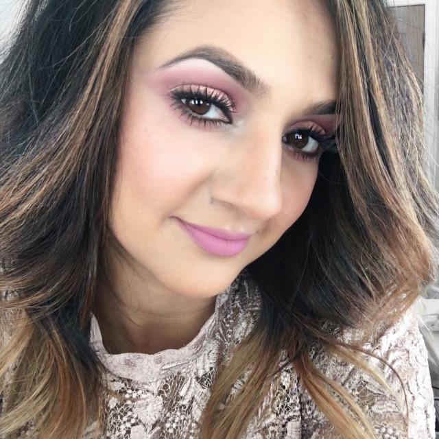 Week 12 Valentines Makeup