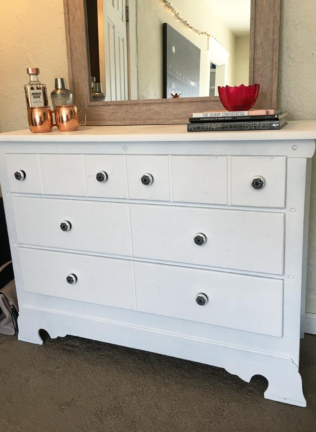 Week 14 Dresser After