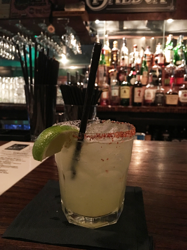 Week 15 Jalapeno Margarita at Balboa Bar and Grill SD