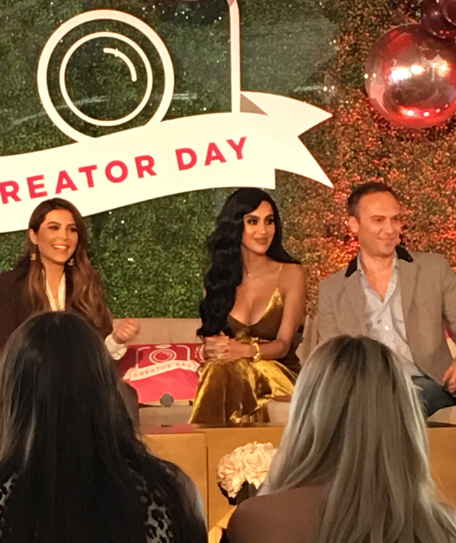 Week 16 Ipsy Creator Day LA 2018 Lilly Ghalichi