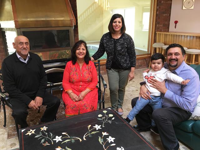 Week 17 Berar Family Easter 2018 Berar Family