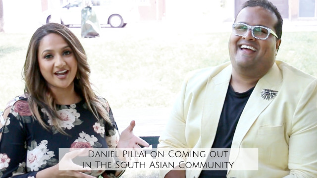 Daniel Pillai on Coming out in the South Asian Community