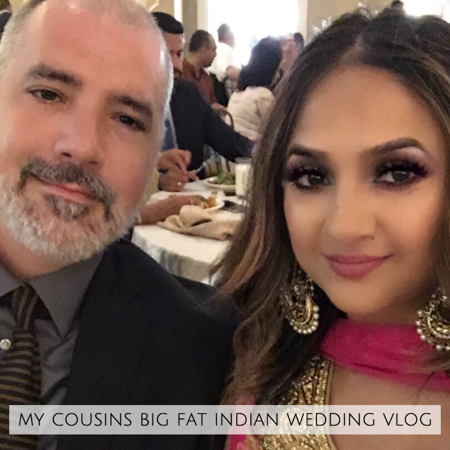 My cousins big fat indian wedding vlog