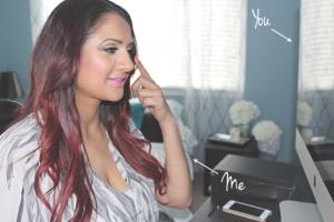 Deepa Berar Online Makeup lessons