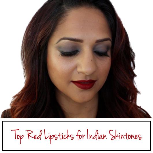 deepa berar red lipstick mac