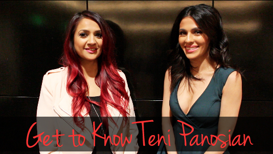 Interview with Teni Panosian (Miss Maven)