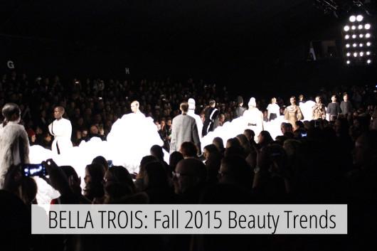 Bella Trois Fall 2015 beauty trends thumbnail