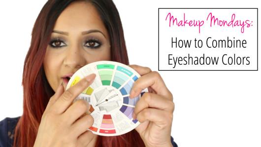 Makeup Mondays How to combine eyeshadow colors