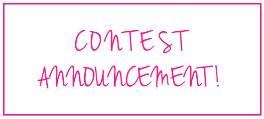 contest announcement