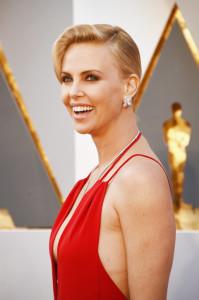 Oscars 2016 Charlize Theron
