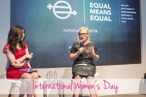 Patricia Arquette Equal means Equal