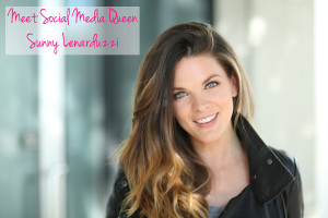Sunny Lenarduzzi Interview