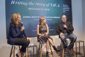 VFSC Oscars 2016 Andrea Berloff Johnathon Herman