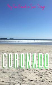 Cali trip 2016 Coronado beach