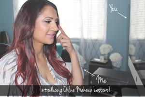 Online Makeup lessons with Deepa Berar
