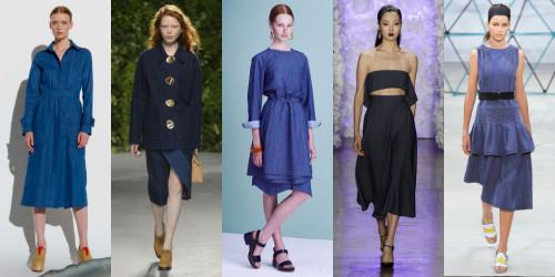 Spring 2016 fashion trends denim
