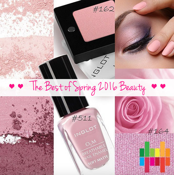 best spring 2016 beauty products