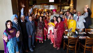 Deepa Berar Wedding Family