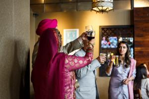 Deepa Berar Wedding Toast