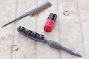 Goody Brush and Comb Set