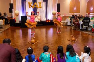 Kais birthday Hawaiian Dancers