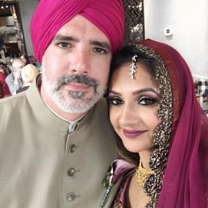Derek and Deepa LaVelle