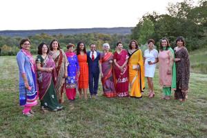 Deepa and Derek Reception Part 2 Berar Family