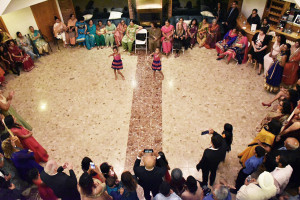 My Wedding Reception Mya and Meesha Dance