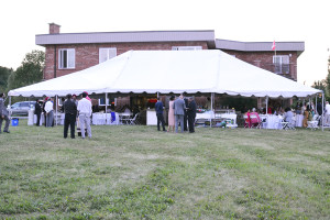 My Wedding Reception Tent