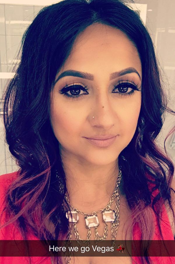 Vegas Vlog 2017 Deepa Berar Snapchat