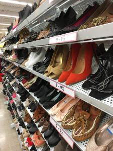 Value Village Burlington Shoes