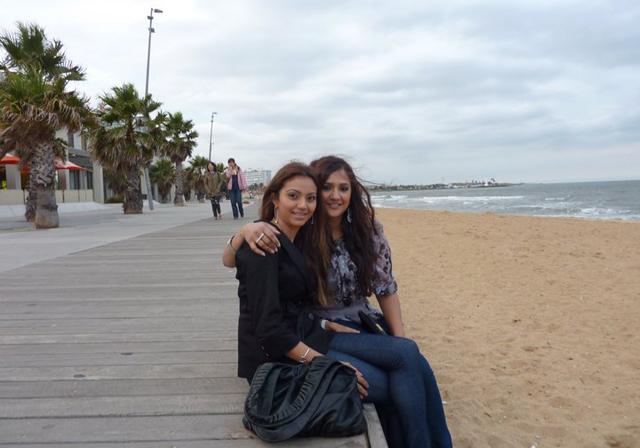 Deepa and Sonalee MUA Australia