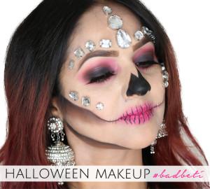 Halloween Bad Beti Makeup Tutorial