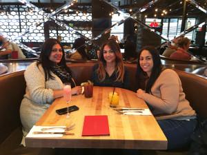 Deepa Berar November 2017 Brunch with Girlfriends
