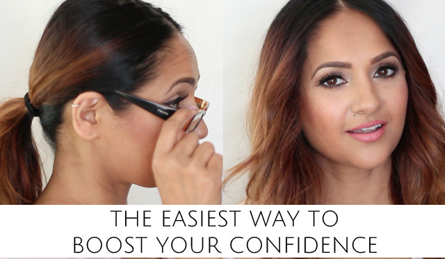 Easiest way to boost your confidence