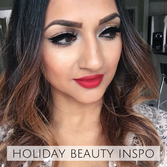 Holiday Beauty Inspo Deepa Berar