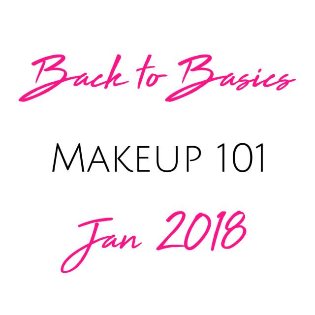 Back to basics Makeup