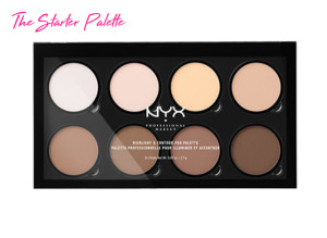 NYX Cosmetics Highlight and Contour Pro Palette