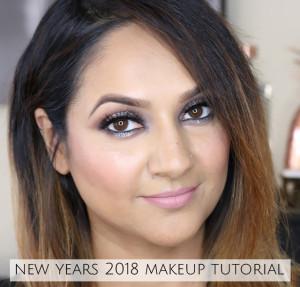 New Years 2018 Makeup Tutorial
